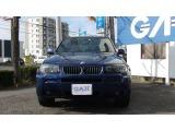 BMW X3 2.5i Mスポーツパッケージ 4WD