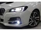 レヴォーグ 1.6 GT-S アイサイト 4WD 黒革xシートヒーターxナビTVxETC