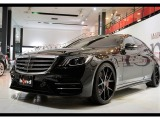 メルセデス・ベンツ S560ロング 4マチック AMGライン 4WD