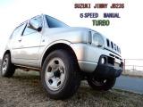 ジムニー  MT 5F ターボ スタッドレスタイヤ