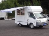 バネットトラック  移動販売車 新規製作車両・キッチン未使用