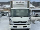 デュトロ 冷蔵冷凍車 低温-30度 格納PG付 リモコン 3t