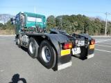 ビッグサム トレーラーヘッド 2デフ トラクターヘッド