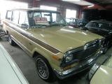 ジープ・グランドワゴニア  1981 LTDエディション4X4