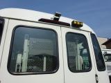 コースター 福祉車 福祉車輛 リフト付き 架装メーカーアラコ 24人乗り バックカメラ ...