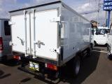 キャンター 冷蔵冷凍車 2t -30度 三菱TD17D 5速マニュアル