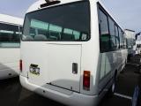 コースター  霊柩車 18人乗り バックカメラ オートマ 自動扉