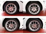 チェンジャー、バランサー完備。タイヤ&ホイールの事なら何でもご相談ください。国産タイヤから、お値打ちな輸入タイヤまで。サイズやマッチングのご提案や汚れ防止のホイールコーティングもお受けいたします。