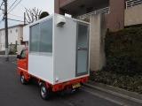 NT100クリッパー  移動販売車 キッチンカー