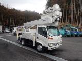 トヨタ ダイナ 高所作業車