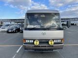 トヨタ コースター キャンピング