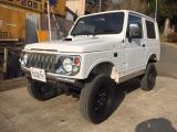 ジムニー  JA12V リフトUP MT 4WD