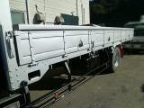 L540cmxW212cmxH40cm 煽り上辺アングル加工で頑丈です。