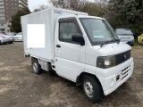 クリッパートラック パネルバン 冷蔵冷凍車