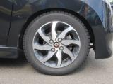 155/65R14 純正14インチアルミ 2020年製ブリヂストンアイスパートナー スタッドレスタイヤ