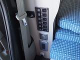 メインスイッチ・6連集中パネルスイッチ・ヒータースイッチ・100Vコンセント