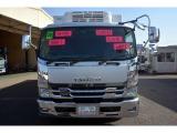 フォワード 冷蔵冷凍車 増トン 寝台 冷蔵冷凍 -30℃ 格納