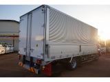 お問合せ管理No.G167 フォワード 7.5t 増トン ワイドベッドレス 電動アルミウイング Rエアサス 240ps