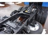 荷台内寸:305×160×37 新明和/DR2-0110SY 三方開 手動コボレーン付 Rアオリピン差し加工