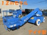 その他 アイチ 高所作業車 低稼働12mホイール式SP12