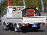 ボンゴトラック 1.8 DX タンクローリー 福知工業 0.9kℓ
