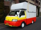 ボンゴトラック  移動販売車 キッチンカー