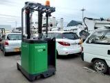 トヨタL&F 電動フォークリフト バッテリーフォークリフト 4M マスト