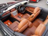 ソアラ 4.3 430SCV キャメルレザー 禁煙車