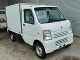 スズキ キャリイ 冷凍車 4WD