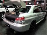 インプレッサ 2.0 WRX 4WD フルエアロマフラー車高調WORKアルミ