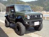 ジムニー XC 4WD リフトアップ 5速MT バックモニター