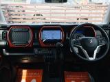ハスラー ハイブリッド(HYBRID) Xターボ 4WD 届出済未使用車/全周囲モニター/純正ナビ
