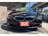 6シリーズクーペ 630iクーペ  ナビ スマキー ETC 黒革電動シート