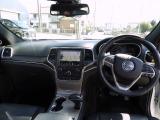 ジープ・グランドチェロキー サミット 4WD D車 車高調 サンルーフ ETC 禁煙車