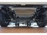 燃料タンク75L シャーシは 錆止め/マフラー塗装 仕上げに力を入れています。