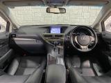 RX450h バージョンL エアサスペンション 4WD 黒本革/サンルーフ/マークレビンソン