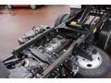 荷台内寸:305×159×32 新明和/DR2-0110SY 三方開 Rアオリピン差し加工