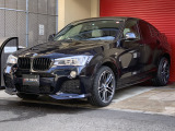 X4 xドライブ35i Mスポーツ 4WD 白革 AAC 純正20インチ M専用色