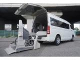 レジアスエース 2.7 ウェルキャブ Dタイプ スーパーロング 4WD 車椅子4脚仕様 電動ス...