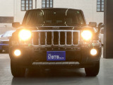 ジープ・コマンダー 4.7 リミテッド 4WD サンルーフ シートヒーター HDDナビ