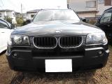 X3 2.5i 4WD ★本革黒シート/ETC/バックカメラ