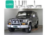 ランドクルーザープラド 3.0 SXワイド ディーゼル 4WD 後期型 グリルガード 純正AW15...