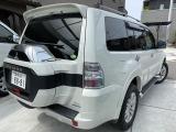 パジェロ 3.2 ロング スーパーエクシード ディーゼル 4WD AA評価4.5内装B外装B