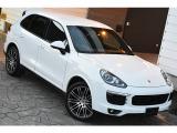 カイエン プラチナエディション ティプトロニックS 4WD ターボデザインAW リアエンタ...