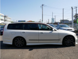 ステージア 2.5 250t RS FOUR V 4WD 1オナ 18AW 社外エアロ