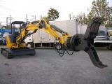 その他 コマツ 油圧ショベル ミニモク 油圧ショベル 木造解体専用機