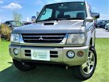 パジェロミニ アクティブフィールド エディション 4WD HDDナビ/キーレス/ETC/純正AW
