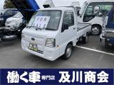 サンバートラック TB 4WD 5速マニュアル エアコン パワステ エアバック