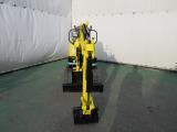 その他 ヤンマー 油圧ショベル ヤンマー 油圧ショベル SV08 可変脚