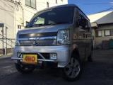 エブリイワゴン PZターボスペシャル 4WD 検R5.2月リフトアップバックカメラ
